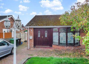 Thumbnail 2 bed semi-detached bungalow for sale in Essex Close, Failsworth, Manchester