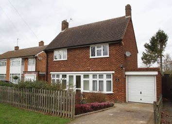 Thumbnail 3 bed property for sale in Bedford Road, Letchworth Garden City
