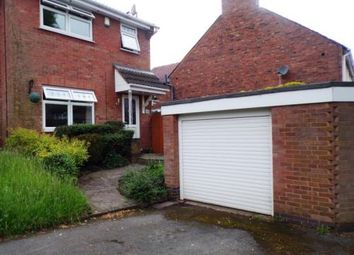 Thumbnail 3 bed semi-detached house for sale in Ambien Road, Atherstone, Warwickshire