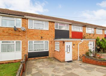 Thumbnail 3 bedroom terraced house for sale in Navarre Gardens, Collier Row, Romford