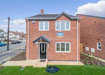 Thumbnail 4 bed detached house for sale in Roland Avenue, Holbrooks, Coventry