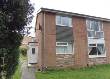 Thumbnail 2 bedroom flat to rent in Roundsway, Marton-In-Cleveland, Middlesbrough