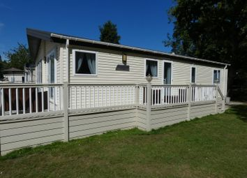 Thumbnail 2 bed lodge for sale in Weeley Bridge Holiday Park Weeley, Clacton-On-Sea, Essex 9Dh, UK