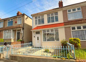 Thumbnail 3 bedroom semi-detached house to rent in Keys Avenue, Horfield, Bristol