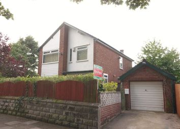 Thumbnail 3 bed detached house for sale in St. Ives Road, Prenton