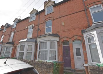 Thumbnail 3 bed terraced house to rent in Woolmer Road, Nottingham