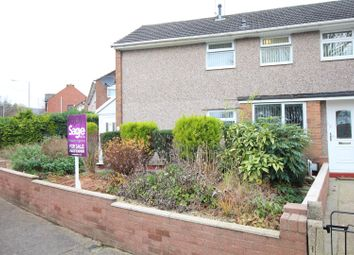 Thumbnail 2 bed terraced house for sale in Oakfield Road, Oakfield, Cwmbran