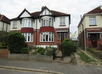 Thumbnail 3 bed semi-detached house to rent in Southdown Road, Cosham, Portsmouth, Hampshire