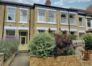 Thumbnail 3 bed terraced house for sale in Victoria Avenue, Hull