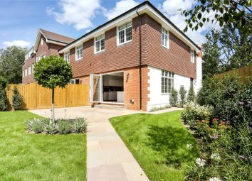 Thumbnail 4 bedroom terraced house for sale in Chobham Road, Sunningdale, Berkshire
