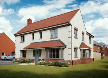 Thumbnail 5 bed detached house for sale in Plot 30, The Ashbury, Nup End Green, Ashleworth, Gloucester