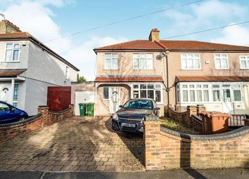 Thumbnail 3 bed semi-detached house to rent in Holmesdale Road, Bexleyheath