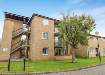 Thumbnail 1 bed flat for sale in Bascraft Way, Godmanchester, Huntingdon