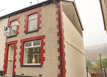 Thumbnail 3 bed end terrace house to rent in Deri Terrace, Ferndale