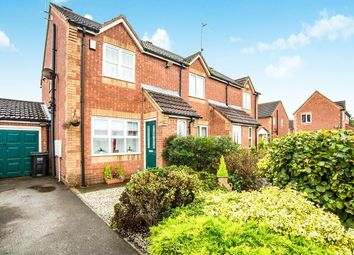 Thumbnail 2 bed semi-detached house for sale in Peartree Close, Barlby, Selby
