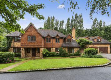 Highfield Close, Oxshott, Leatherhead KT22. 5 bed detached house for sale