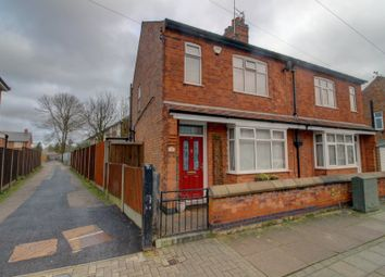 2 bed semi-detached house for sale in Central Avenue, Wigston LE18