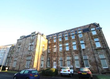 Thumbnail 1 bed flat for sale in Parklands Oval, Glasgow, Lanarkshire