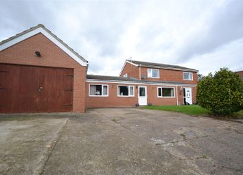 Thumbnail 5 bed detached house for sale in Freethorpe, Norwich