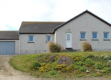 Thumbnail 3 bed bungalow for sale in Sanday, Orkney