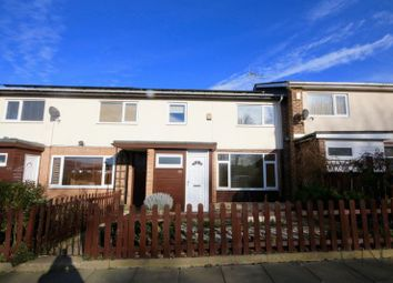 Thumbnail 3 bed terraced house for sale in Newton Lane, Darlington