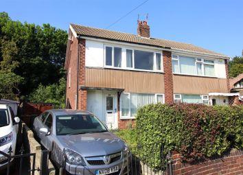 Thumbnail 3 bed semi-detached house for sale in Whitebridge Crescent, Halton, Leeds