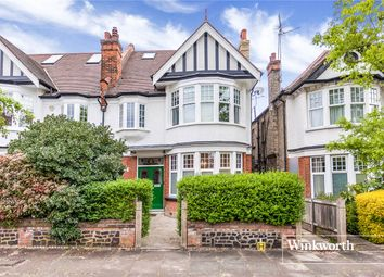 Thumbnail 2 bed flat for sale in Clifton Avenue, Finchley, London