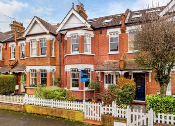 4 bed terraced house for sale in Boscombe Road, London SW19