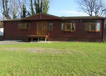 Thumbnail 2 bed lodge for sale in Coed Y Glyn, Glyndyfrdwy, Corwen