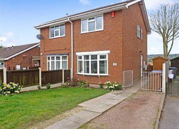 Thumbnail 2 bedroom semi-detached house for sale in Silsden Grove, Meir, Stoke-On-Trent