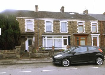 Thumbnail 3 bedroom terraced house for sale in Forge Road, Port Talbot, West Glamorgan