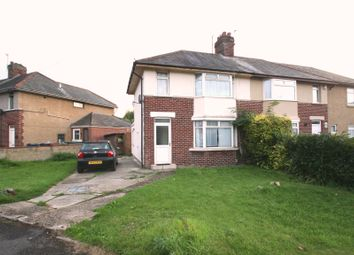 Thumbnail 3 bedroom semi-detached house to rent in Outram Road, Oxford
