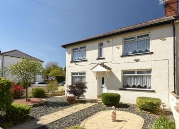 Thumbnail 4 bed end terrace house for sale in Westfield Avenue, Yeadon, Leeds
