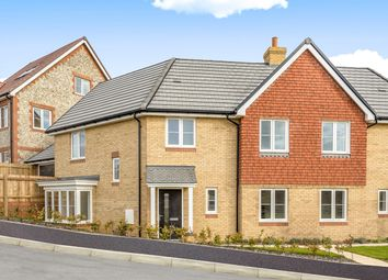 Thumbnail 4 bed semi-detached house for sale in Stane Street, Pulborough