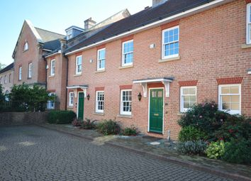 Thumbnail 3 bed terraced house to rent in Springfield Park, North Parade, Horsham