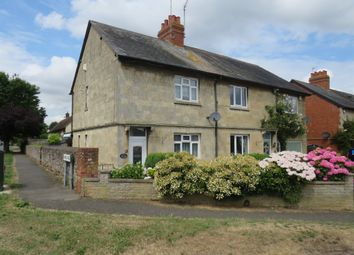 Thumbnail 2 bed semi-detached house for sale in The Warren, Hardingstone, Northampton