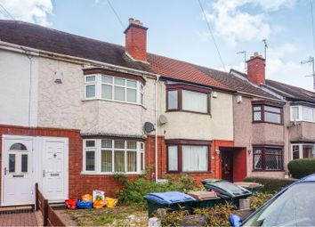 Thumbnail 2 bed terraced house for sale in Broome Croft, Coventry