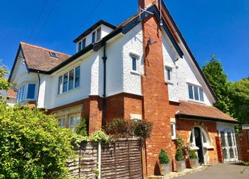 Thumbnail 3 bed maisonette for sale in Maxwell Road, Canford Cliffs, Poole