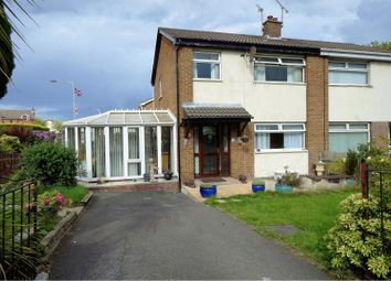 Thumbnail 3 bed semi-detached house for sale in Meadowvale, Bangor