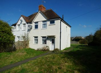 Thumbnail 3 bed semi-detached house for sale in Pitchers Hill, Wickhamford, Evesham
