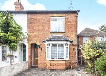 Thumbnail 3 bed end terrace house for sale in Chertsey Road, Addlestone, Surrey