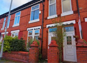 Thumbnail 2 bed terraced house for sale in Thornton Road, Manchester