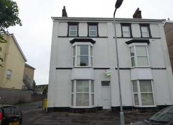 Thumbnail 4 bed flat for sale in Eaton Crescent, Uplands, Swansea