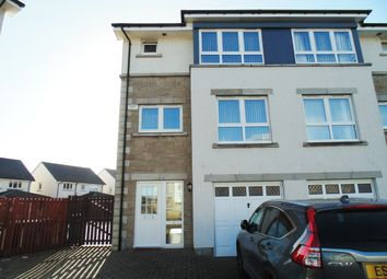 Thumbnail 3 bed town house for sale in Denny Crescent, Dumbarton