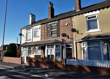 Thumbnail 3 bed terraced house for sale in Potovens Lane, Wakefield