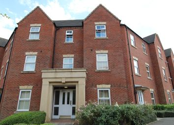 Thumbnail 2 bed flat to rent in Colossus Way, Bletchley, Milton Keynes