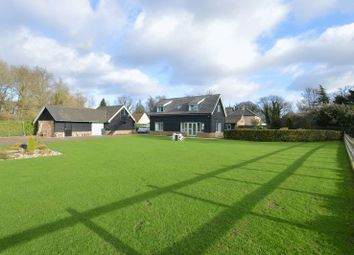 Thumbnail 4 bed property for sale in The Green, Kimberley, Wymondham
