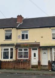 Thumbnail 2 bedroom town house for sale in Crowther Street, Wolverhampton, West Midlands