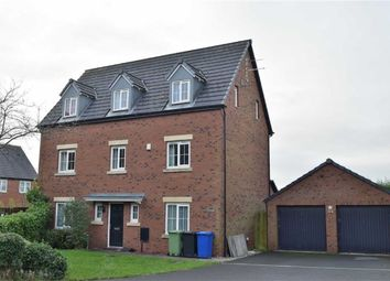 Thumbnail 5 bedroom detached house for sale in North Croft, Atherton, Manchester