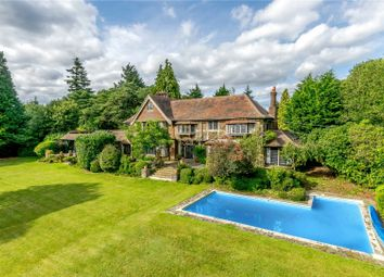 Thumbnail 7 bed detached house for sale in Whitwell Down, Tennysons Lane, Haslemere, Surrey